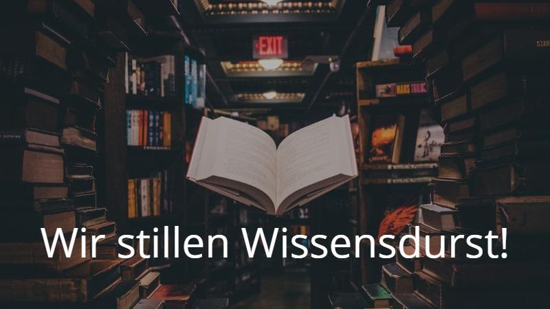 ドイツの街角で見つけた Offene Bibliothek で渇きを癒す【ドイツ生活】