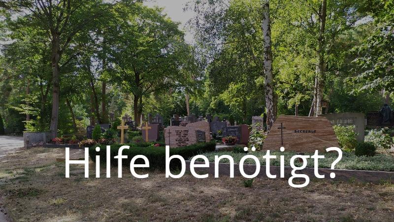 【リアルなドイツ語】🎚 墓地を散歩してたら見つけたもの【ドイツの夏】